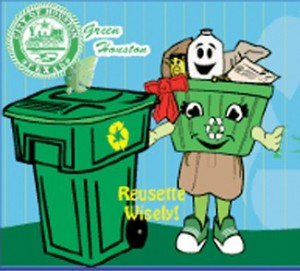 Recycle Parkway Villages Houston