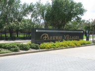 Parkway Villages Entrance