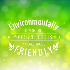 Create an Environmentally Home